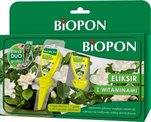 Biopon - Eliksir z witaminami 5*35ml
