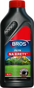 BROS - płyn na krety 500ml