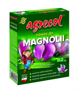Nawóz do magnolii 1,2kg   /Agrecol/