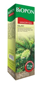 Biopon Mikoryza do iglaków 250ml
